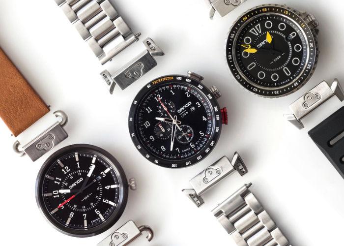 Modular Customization Timepieces