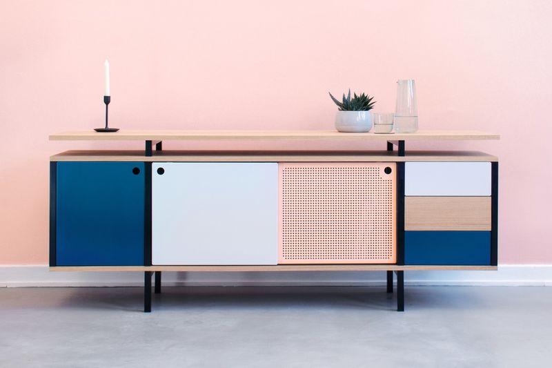 Modular Sideboard Organizers