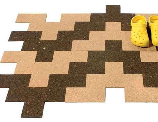Pixelated Flooring Patterns