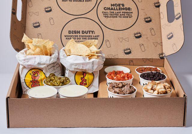 Celebratory Nacho Meal Kits