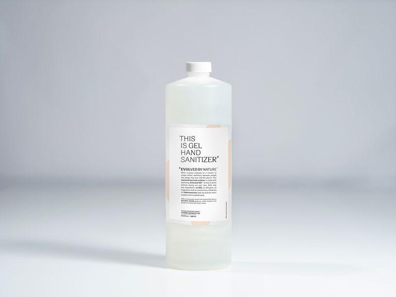 Silk-Based Hand Sanitizers