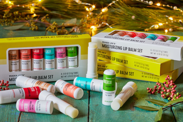 Moisturizing Lip Balm Collections