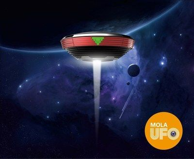 UFO-Shaped Selfie Drones