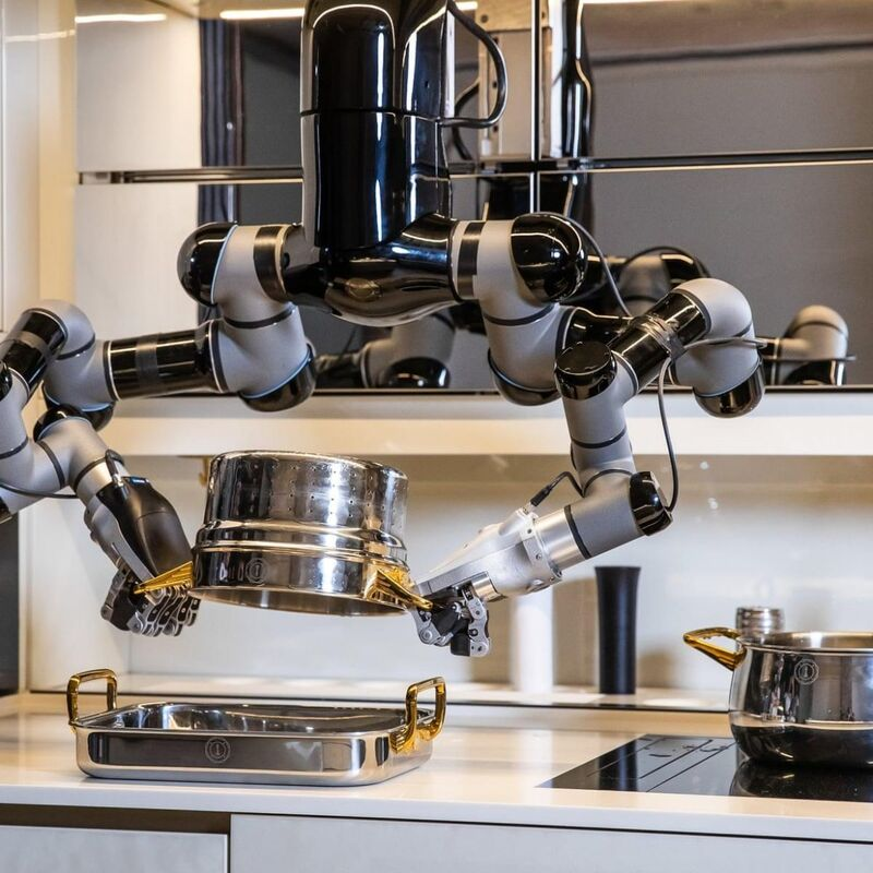 All-in-One Kitchen Robots