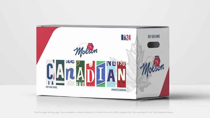 All-Canadian Beer Cases