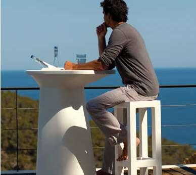 Spanish Poolside Furnishings