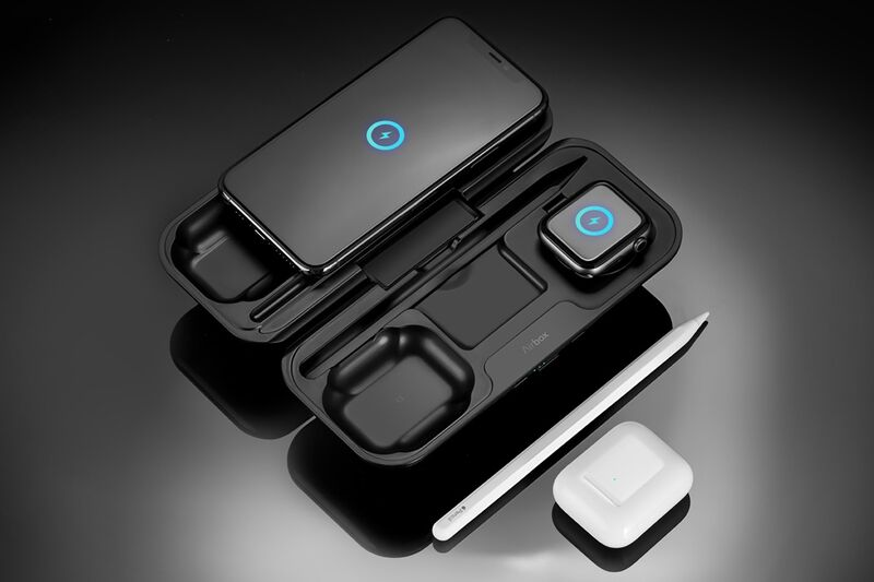 Brand-Specific Wireless Chargers