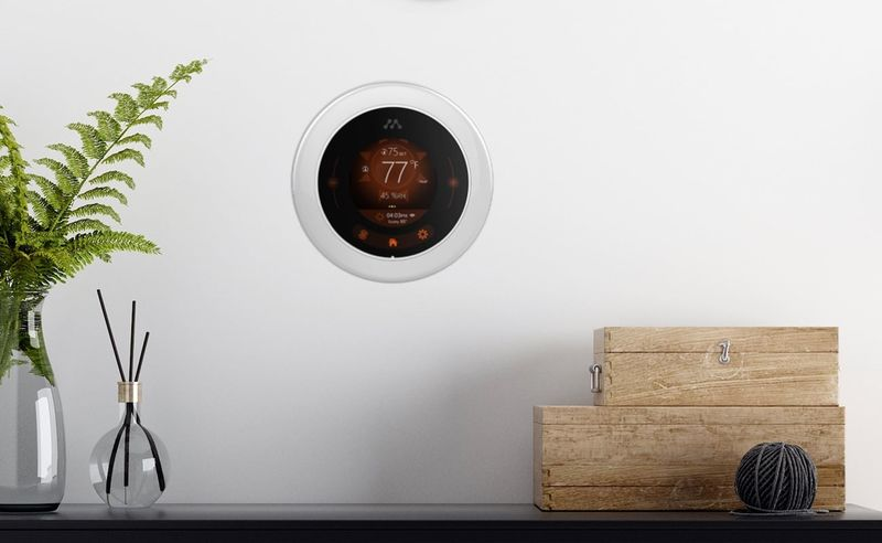 Feature-Rich Smart Home Thermostats