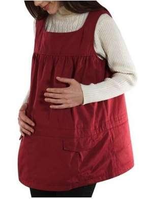 Protective Pregnancy Frocks
