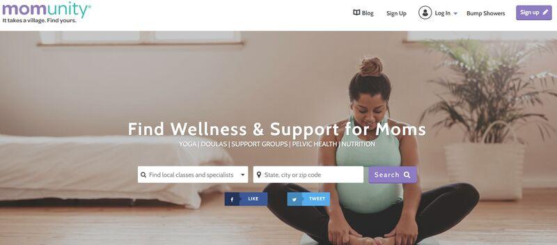 Virtual Motherhood Support Groups