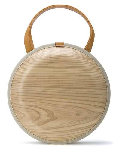 Japanese Cedar Pod Bags
