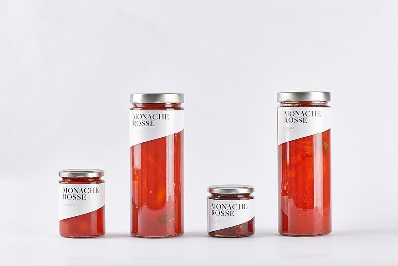Authentic Sauce Jars