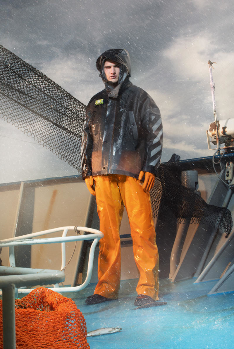Fisherman-Inspired Fashion Lines