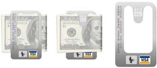 Money Clip Credit Cards