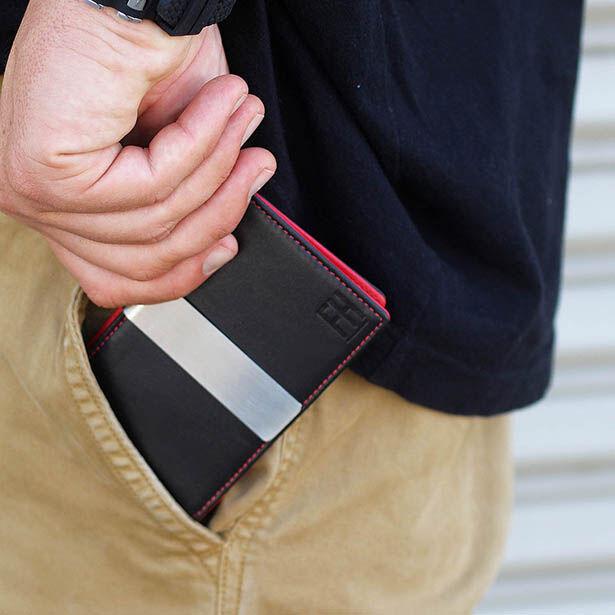 Bulk-Free Wallet Designs