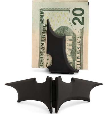 Superhero Money Holders