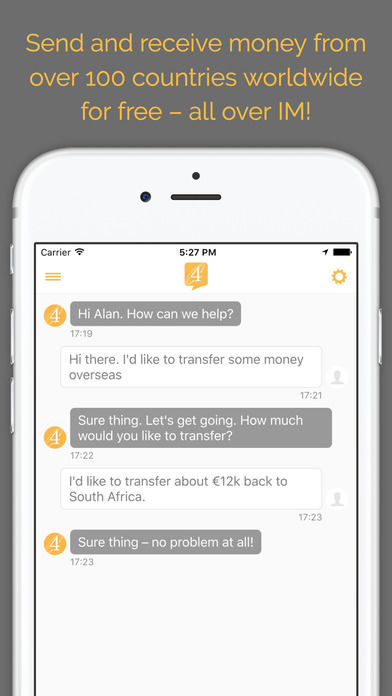 Streamlined Money Transfer Apps