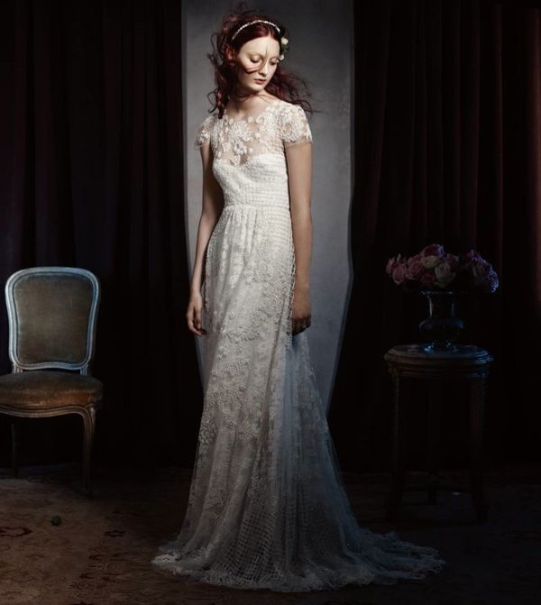 Darkly Romantic Bridal Ads
