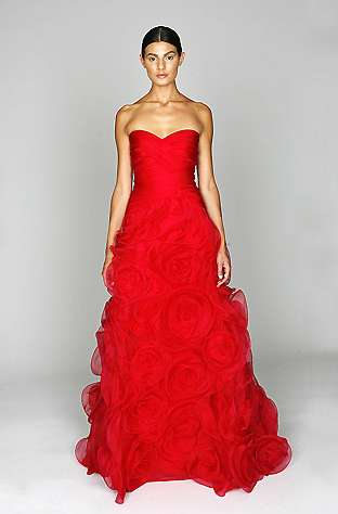 Red Rose Gowns