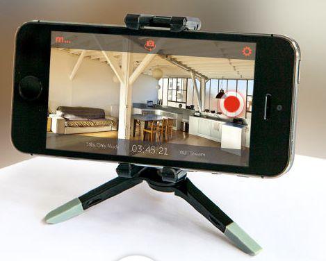 Monitoring Camera Apps