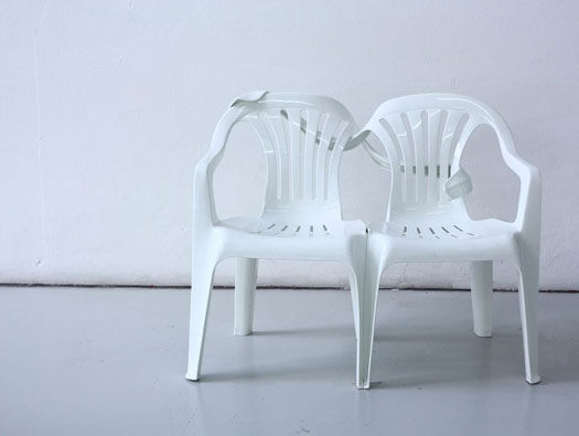 Anthropomorphic Monobloc Chairs
