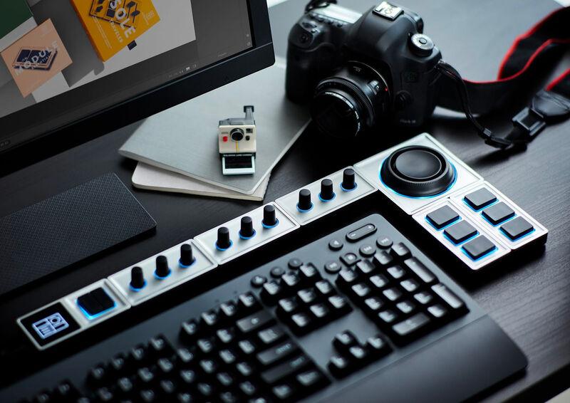 Customizable Creative Desktop Controllers