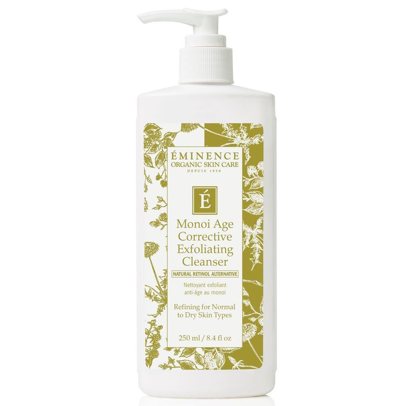 Exfoliating Anti-Aging Cleansers