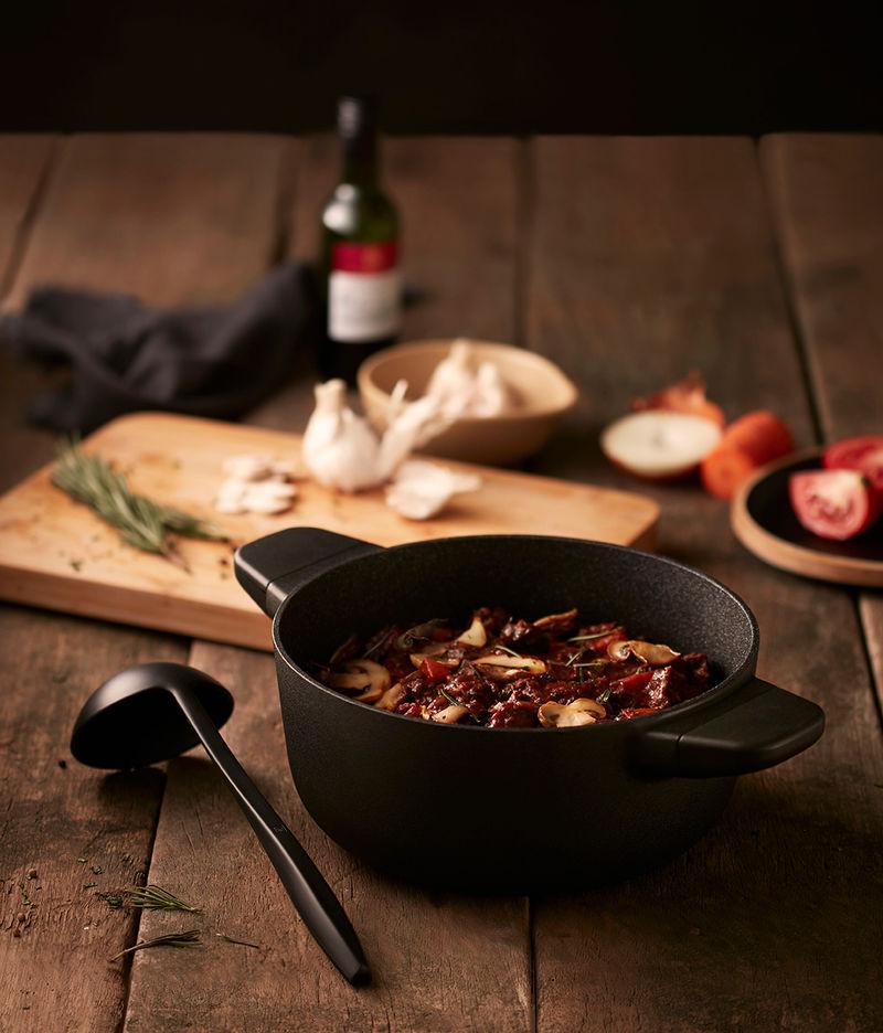 Demure Designer Cooking Pots