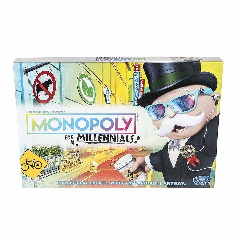 Generation-Specific Board Games