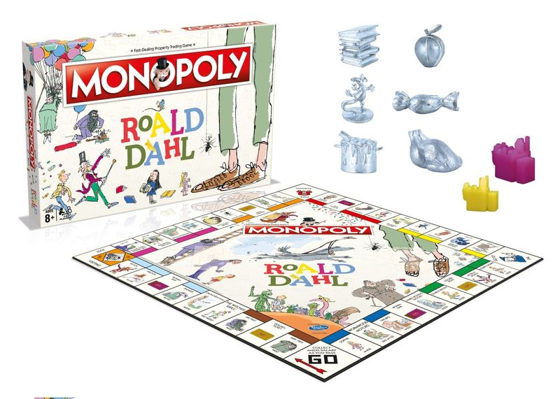 Author-Inspired Board Games