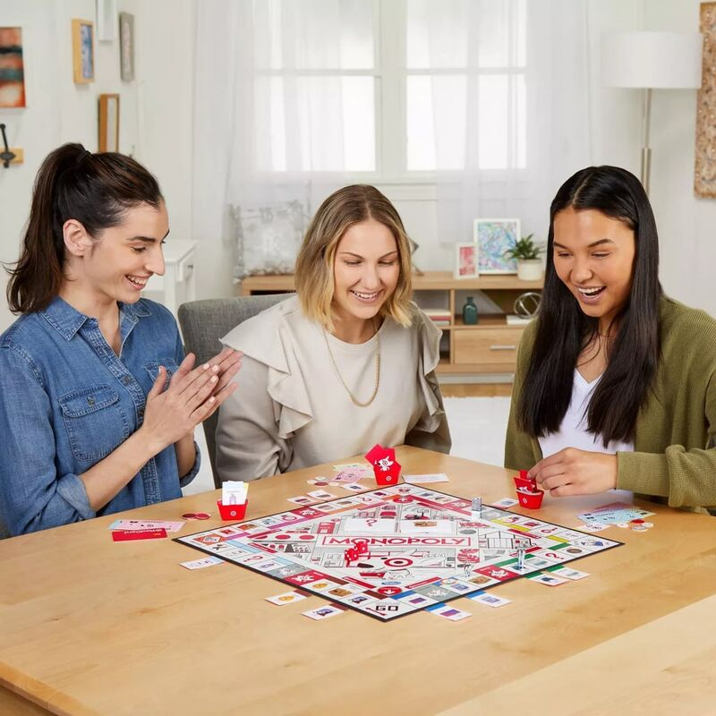 Branded Retail-Themed Board Games