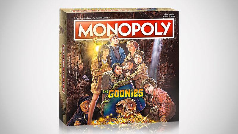 Adventurous 80s Film Games