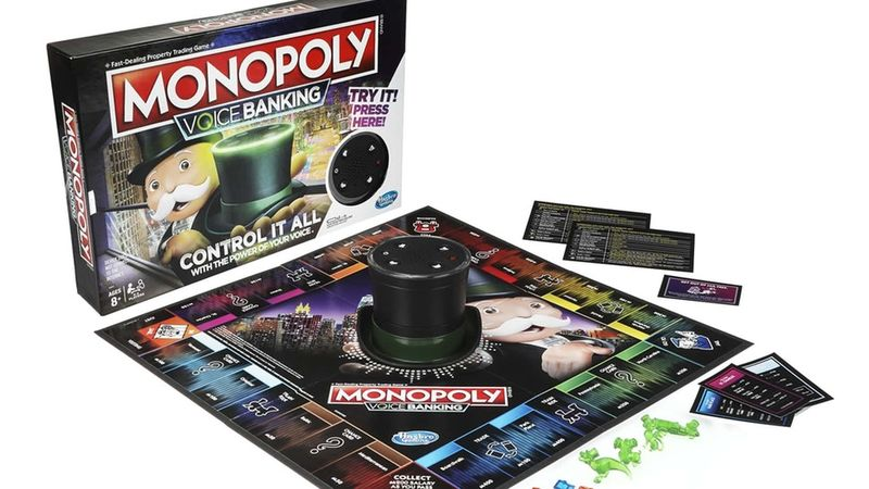 Voice-Activated Board Games