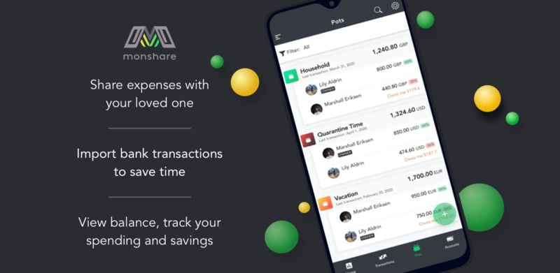 Group Expense-Tracking Apps