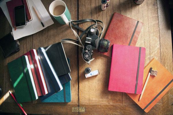 Premium Leather Notebooks