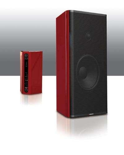 Monstrous Crimson Audiophiles