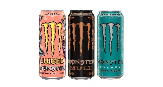Expanded Energy Drink Flavors