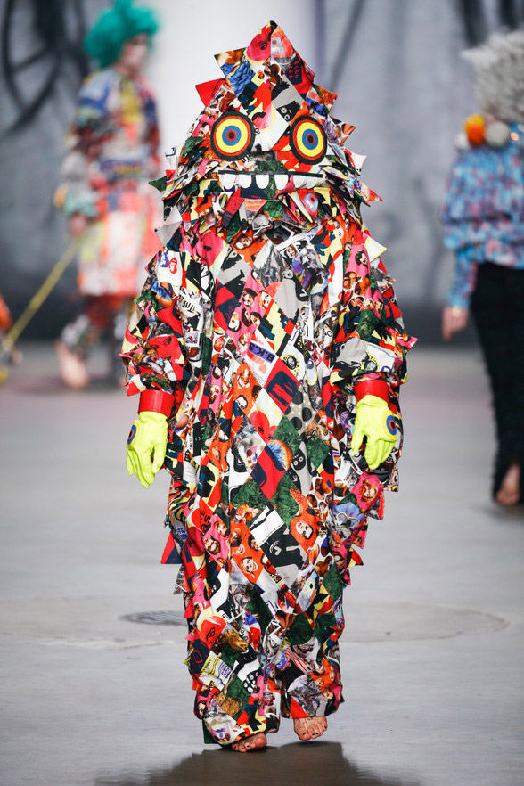 Whimsical Monster Fashion Monster Fashion