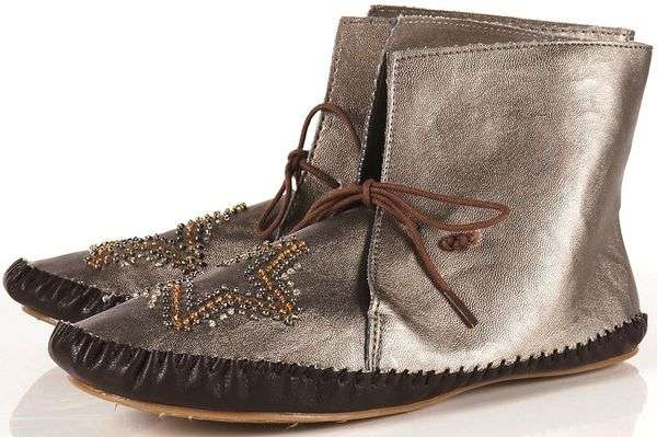 Bedazzled Tribal Booties