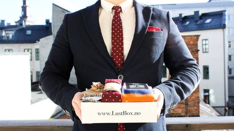 Masculine Style Subscription Services