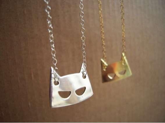 Animalistic Masked Jewelry