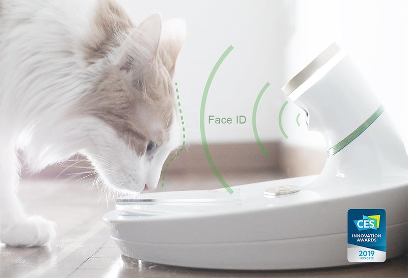 Pet Health-Tracking Bowls