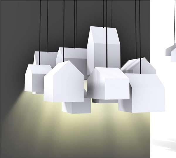 Pitched Abode Illuminators