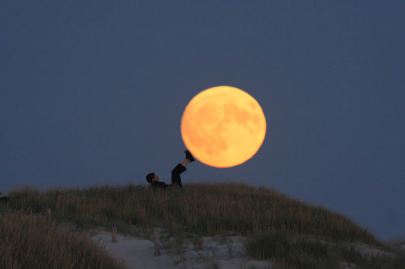 Surreal Lunar Photography