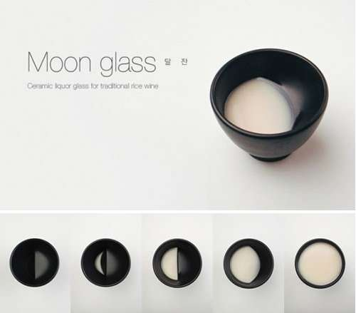 Lunar Phase Cups