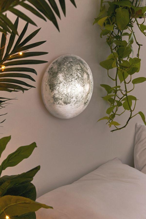 Moon-Themed Wall Lights