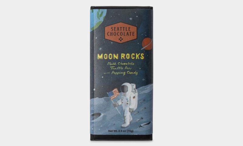 Moon Landing Commemoration Chocolates