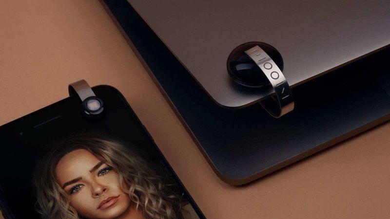 Clip-On Smartphone Selfie Lights