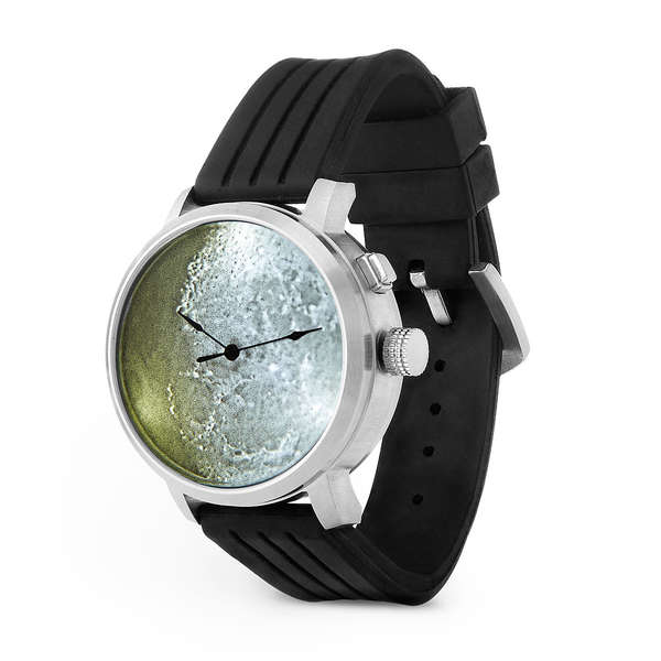 Moon-Inspired Timepieces