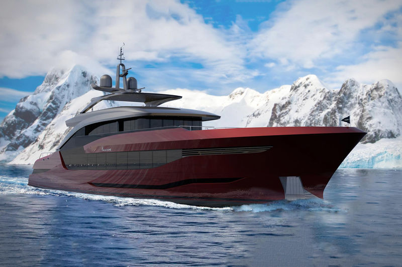 Antarctic Expedition Yachts